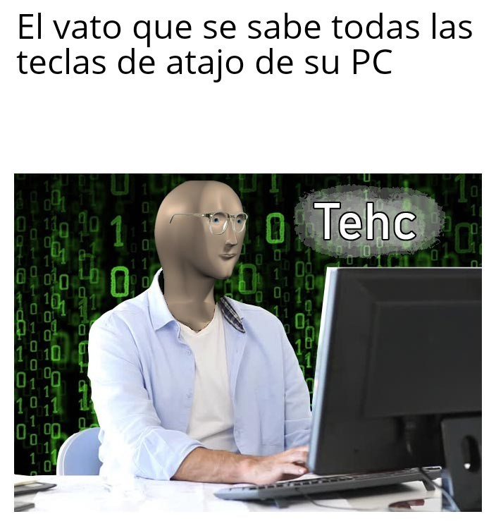 T.E.H.C. - meme