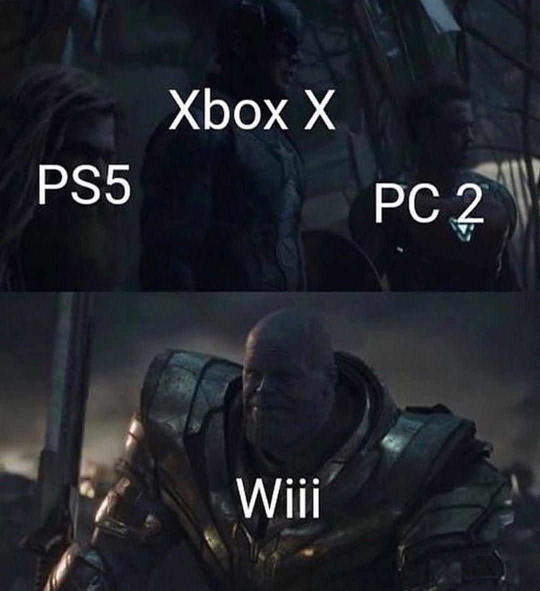 Wiiiii - meme