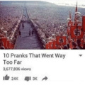 dongs in a prank