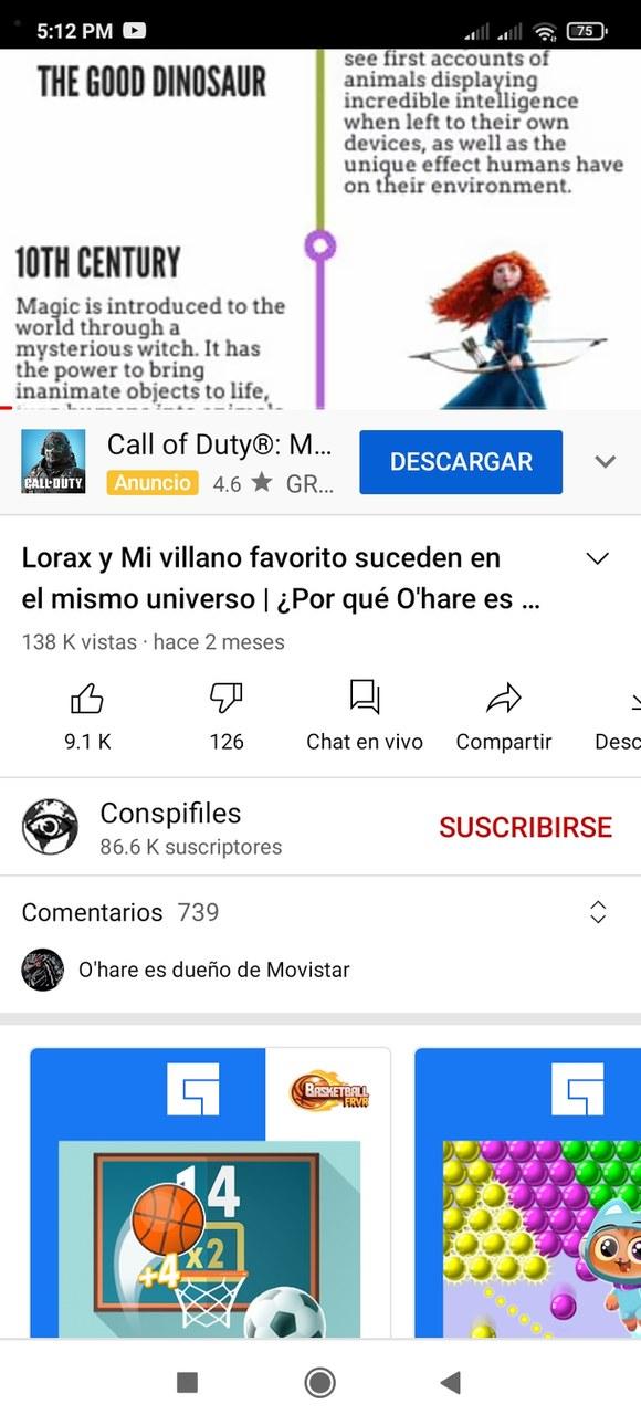 Movistar - meme