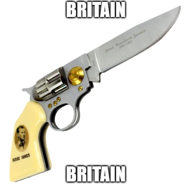 live in Britain, can confirm this is true - meme