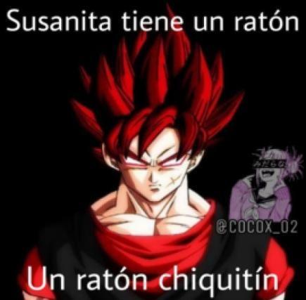 SUSANITA TIENE UN RATÓN.... - meme