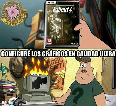 Fallout :v - meme