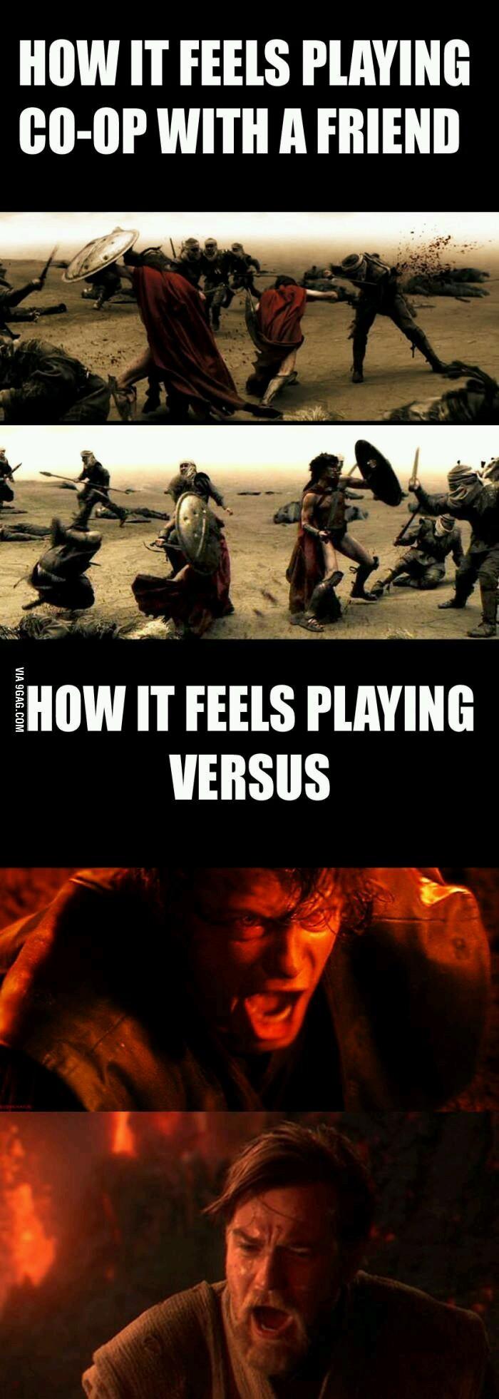 Gamer stuff - meme