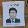 Atención!.. Grácias por su atención