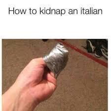 gli italiani sono un po 'divertenti - meme