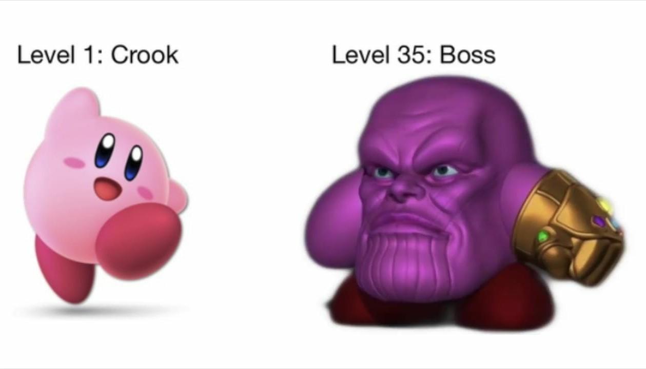 Bo ss - meme
