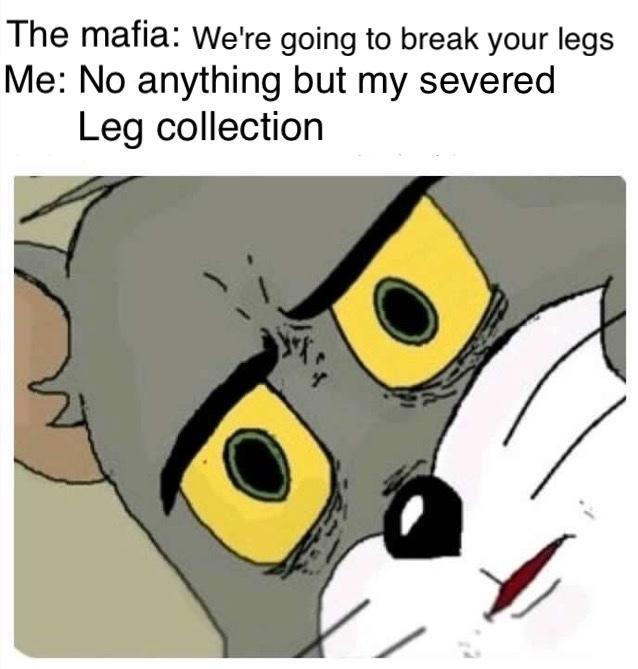 that's what mafia is - meme