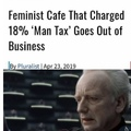 it was probably a vegan place