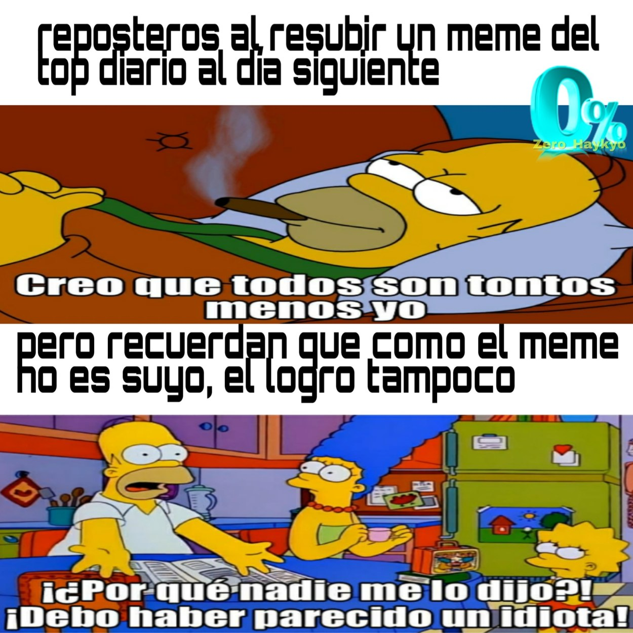 La comunidad de memedroid be like