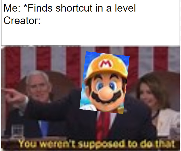 I hate it when that happens - meme