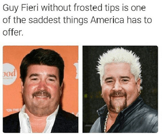 Guy Fieri #1 - meme