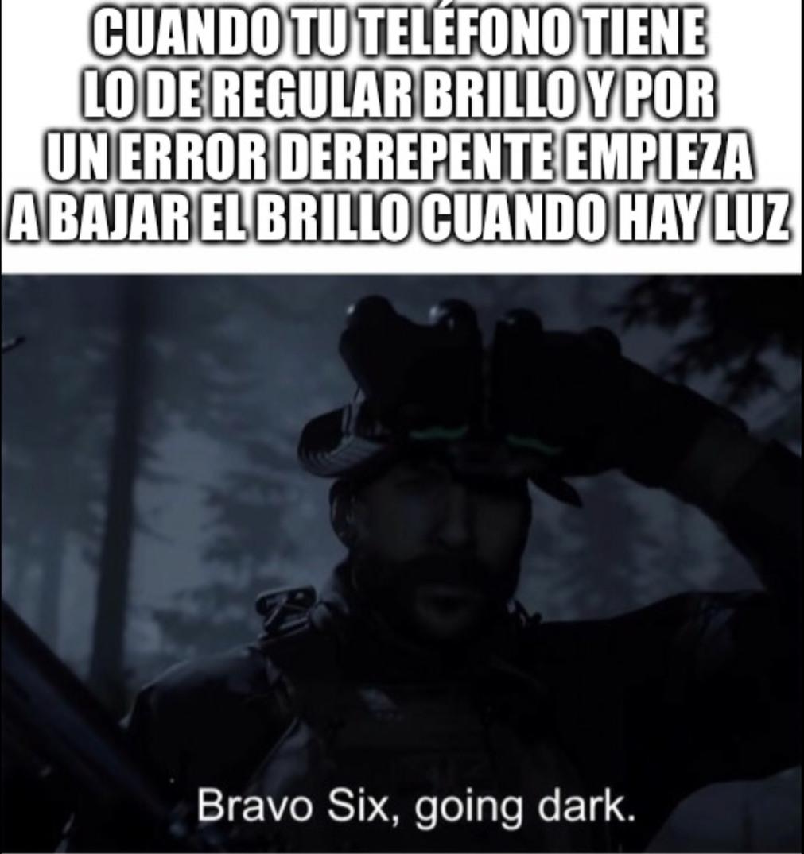 Bravo seis - meme