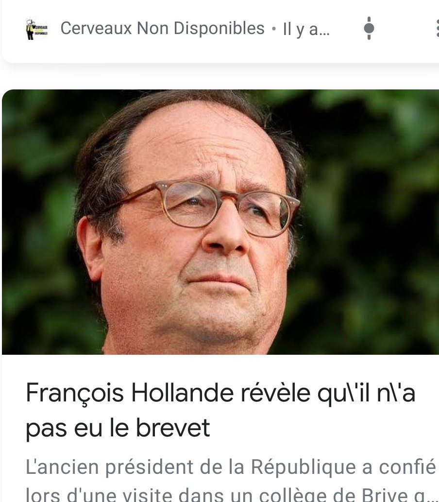 """""""cerveaux non disponible"""" - meme"""