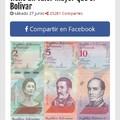 El bolivar no vale nada