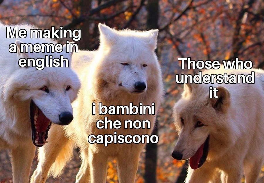 Crossover e - meme