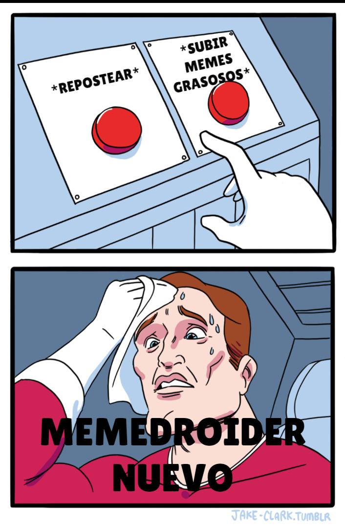 la grasa manda xd - meme
