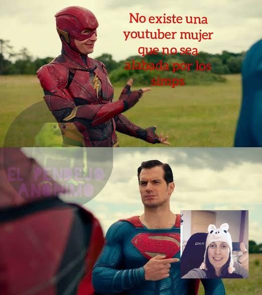 El título se fue a ver sus videos - meme
