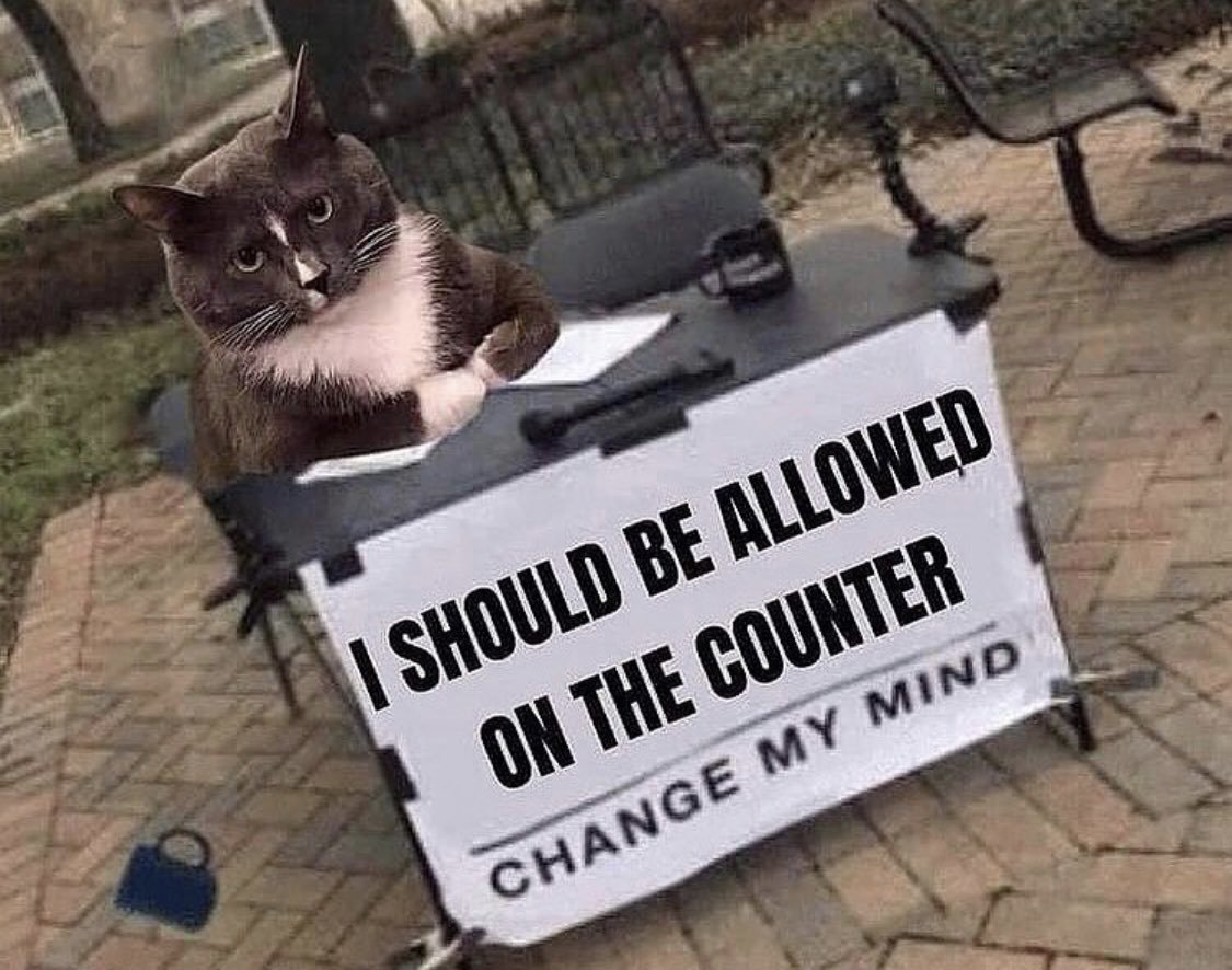 Counter pussy - meme