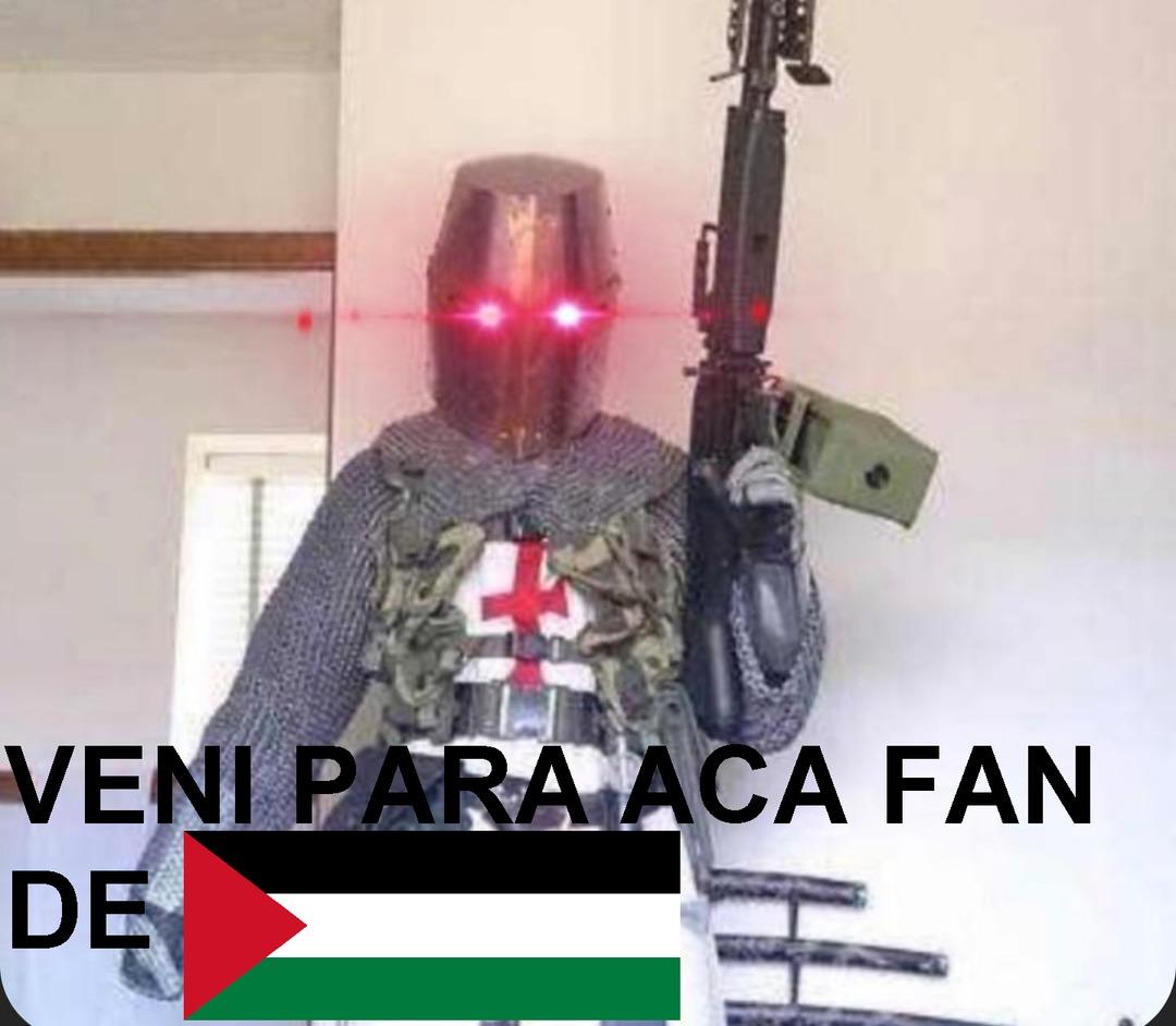 israel GOD palestina ZZZ - meme