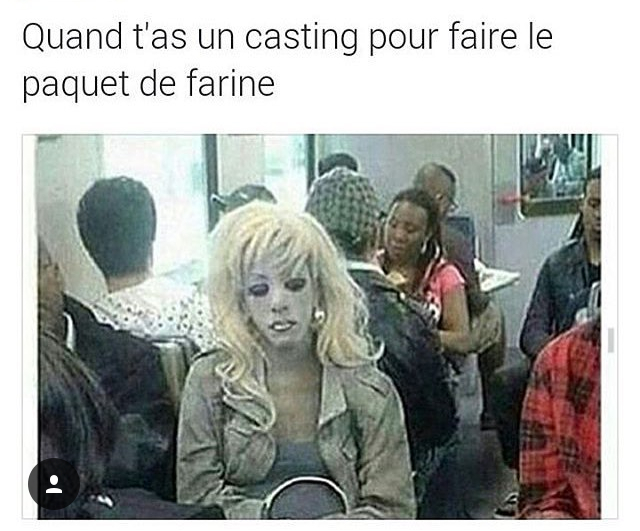 Encore les congolaise mdr - meme