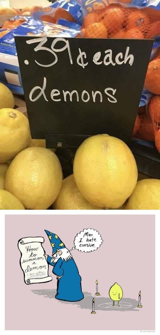 cheap demons - meme