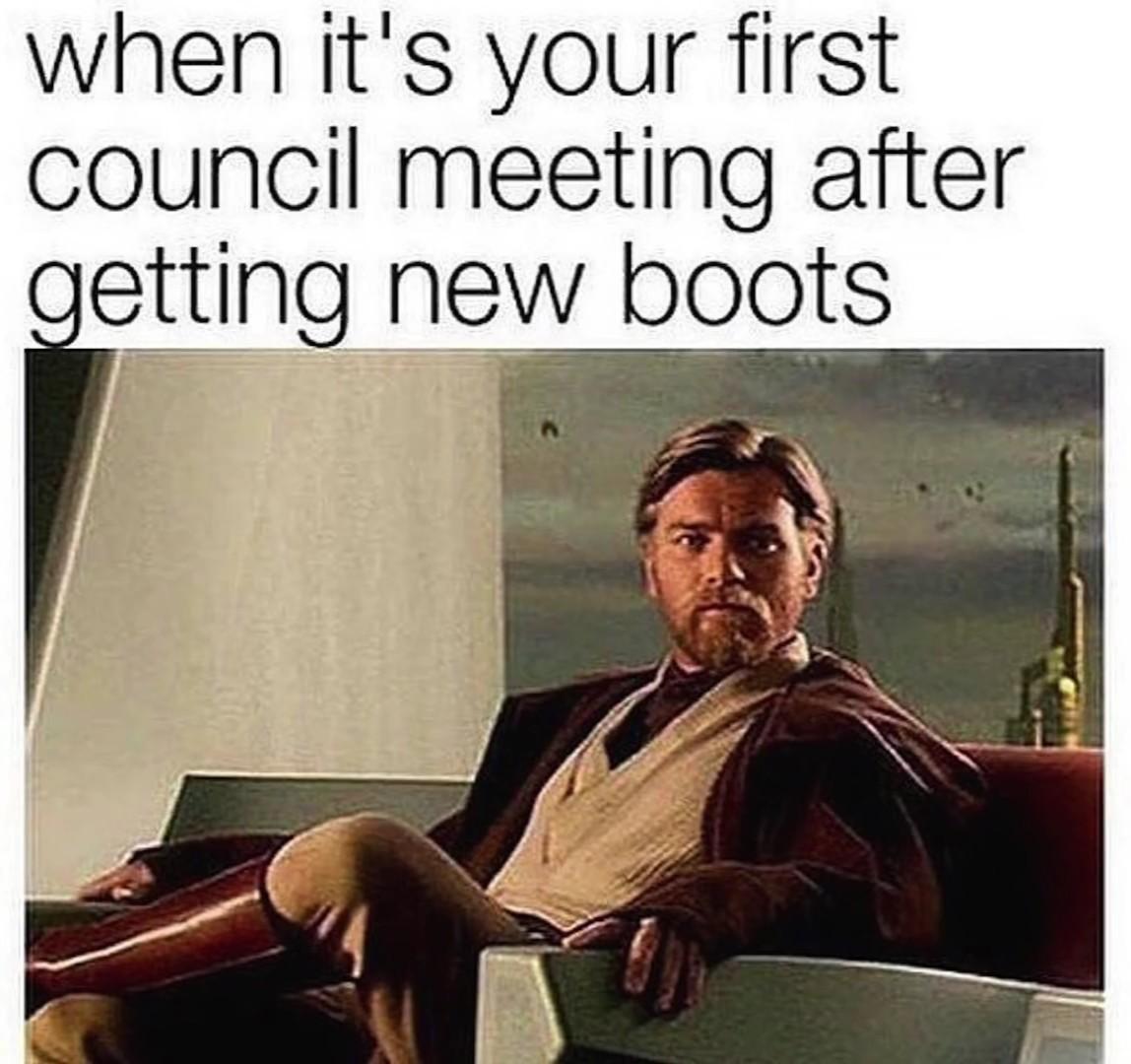 Classy Kenobi - meme