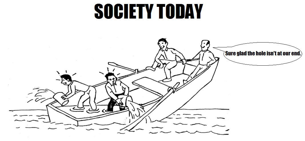 SOCIETY TODAY - meme