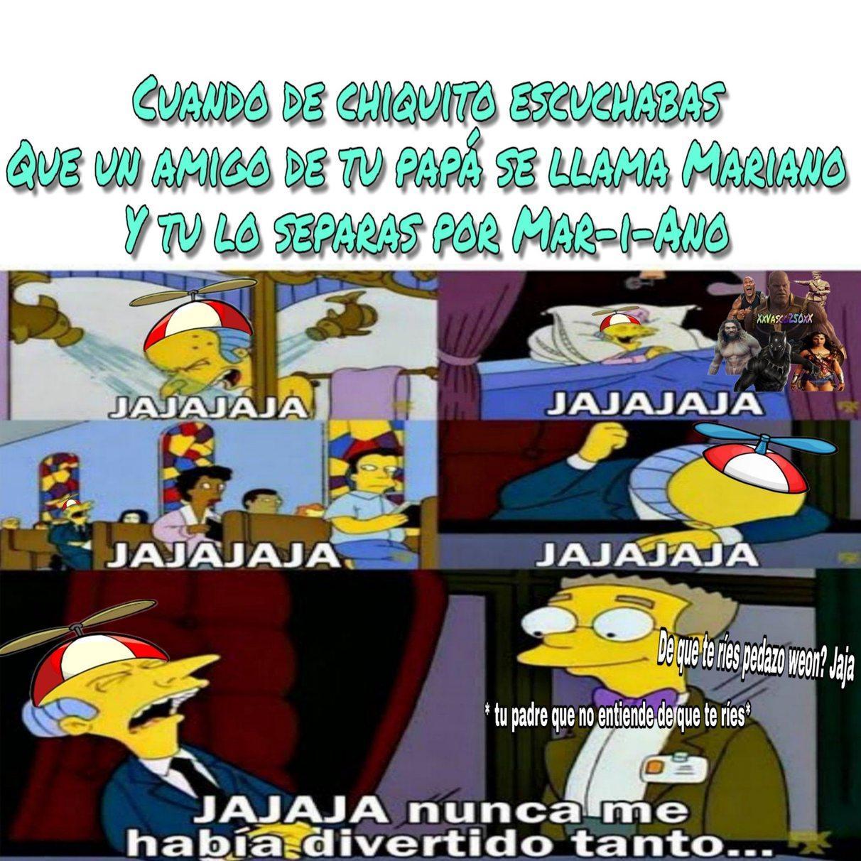 No es para ofender Mariano's - meme