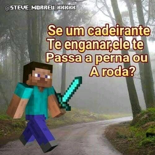 Minecraft: Ceará Edition 1.14.3 - meme