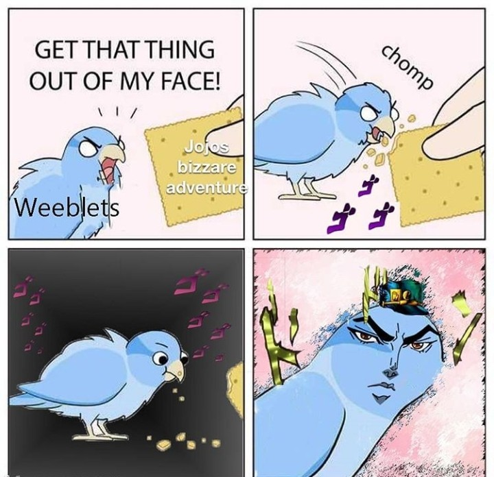Ahora eres perfecto - meme