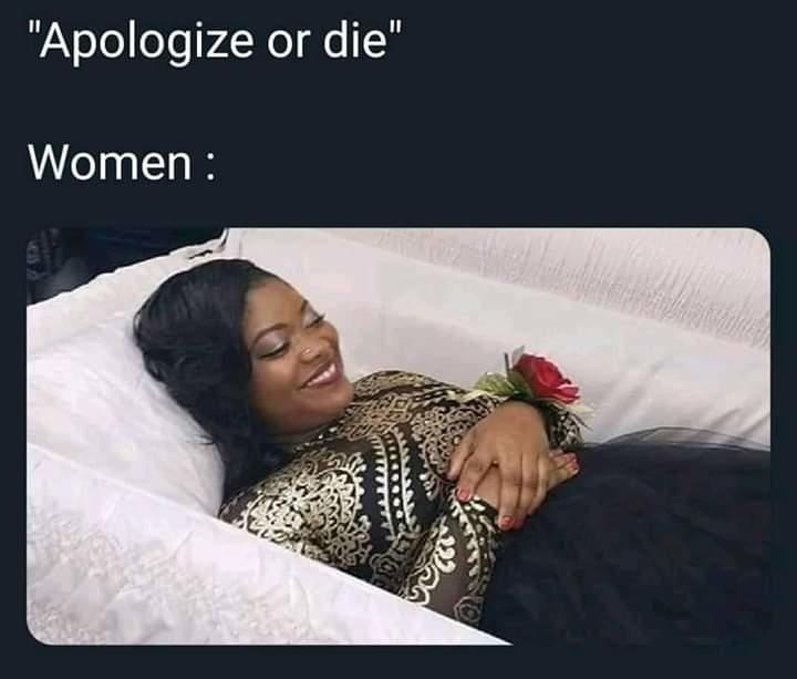 All women - meme