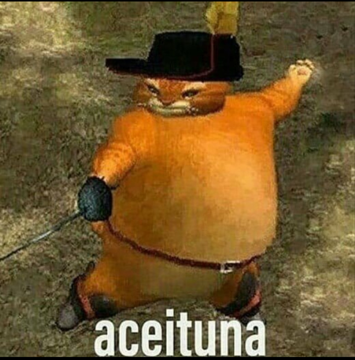Aceituna :V - meme