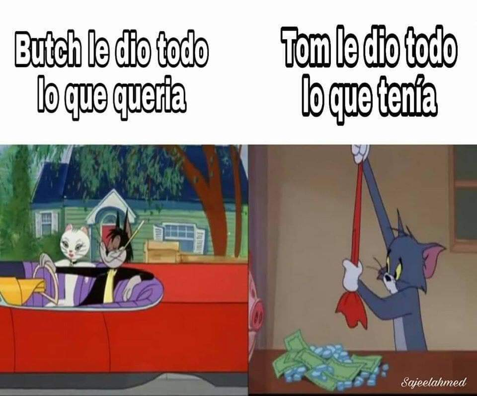 Tom :( - meme