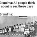 Ur grandma was takin dick at the drive in