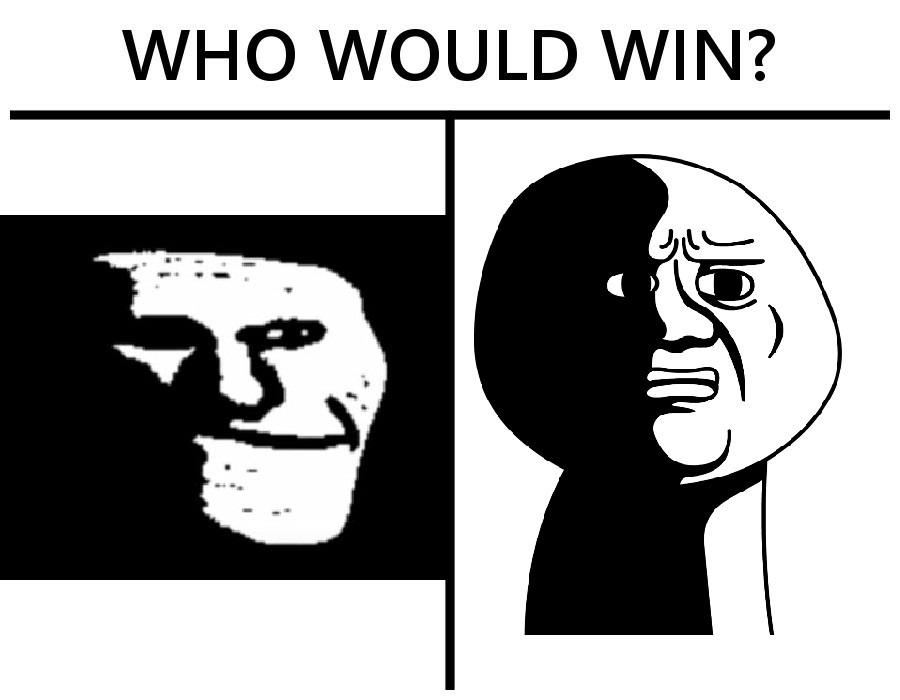 Quien gana:fuckyeah: - meme