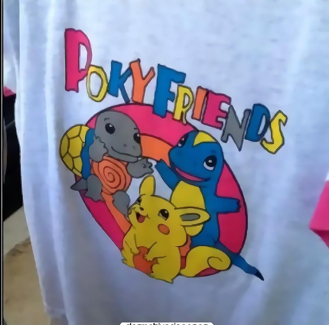 Pokefriends - meme