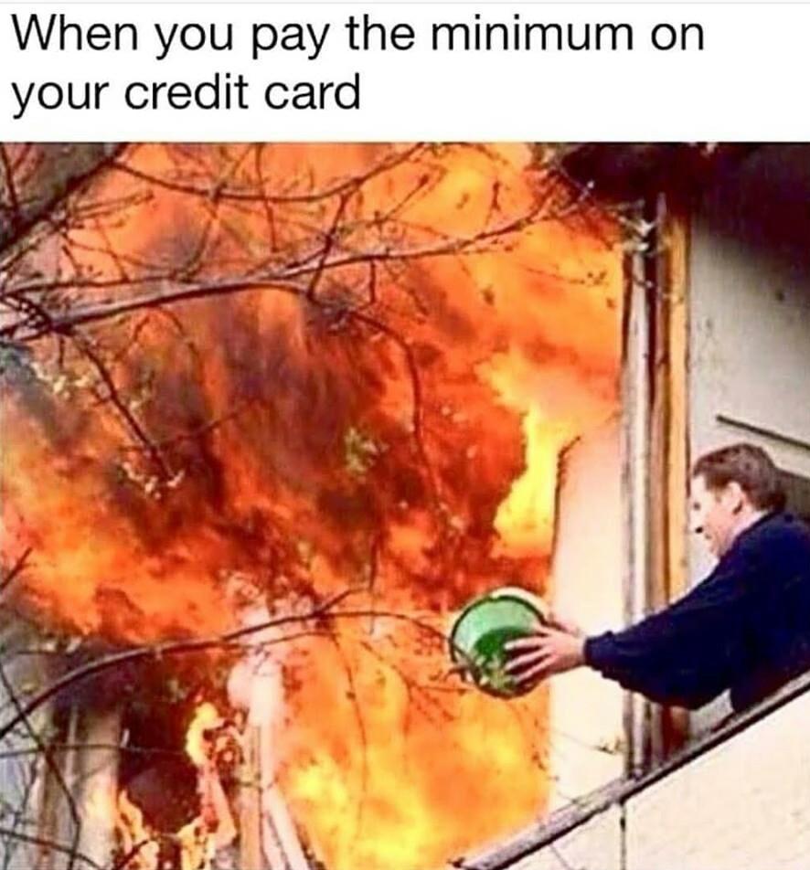 Oh wait, an alarm is ringing! - meme