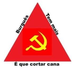 bandeira gulags gerais - meme