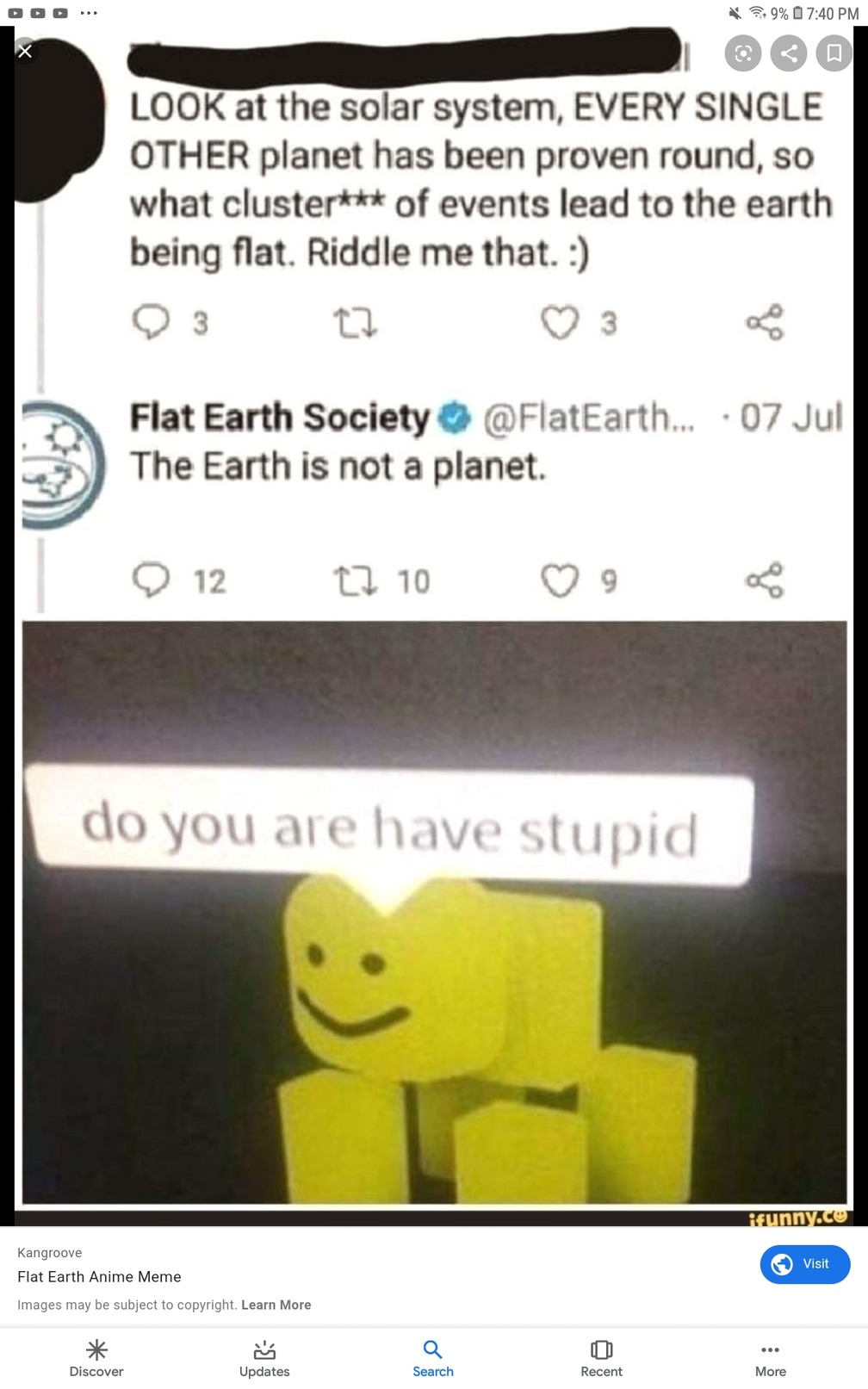Do you are have stupid - meme