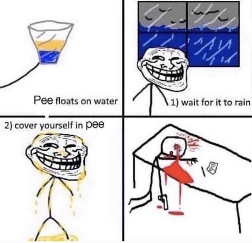 le epic troll - meme