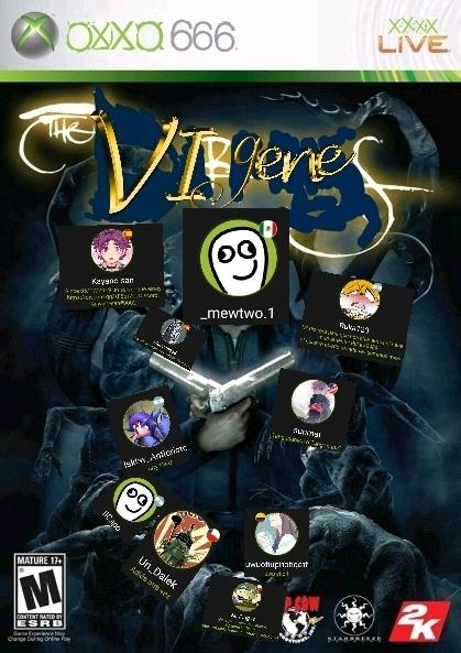 Nombre del juego=the darkness - meme