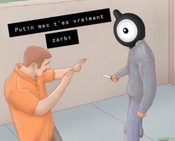 Bof celle-là - meme