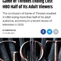 Multiple petitions and they didnt listen. So lose half your audience. Cant wait for the flop of aquaman 2!