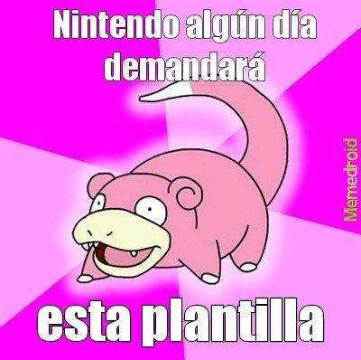 Nintendo es puto - meme