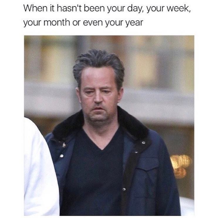 I'll be there for youuu - meme