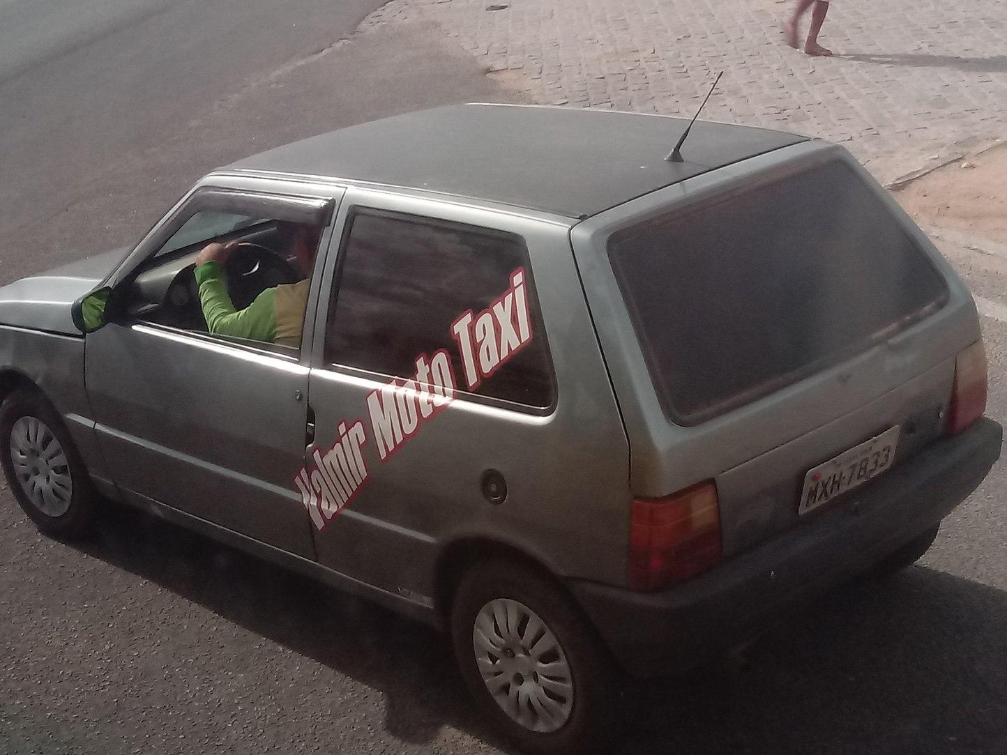 Moto Taxi - meme