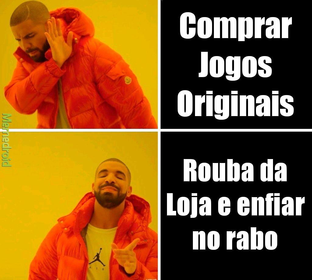 Pablo vittar Aprova - meme