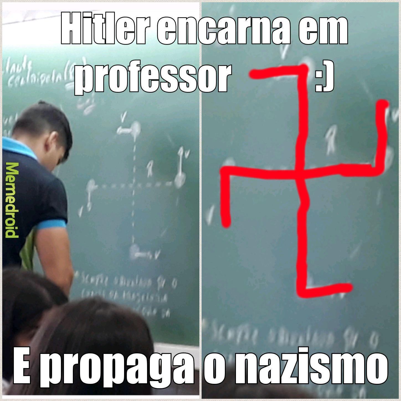 Nazismo - meme