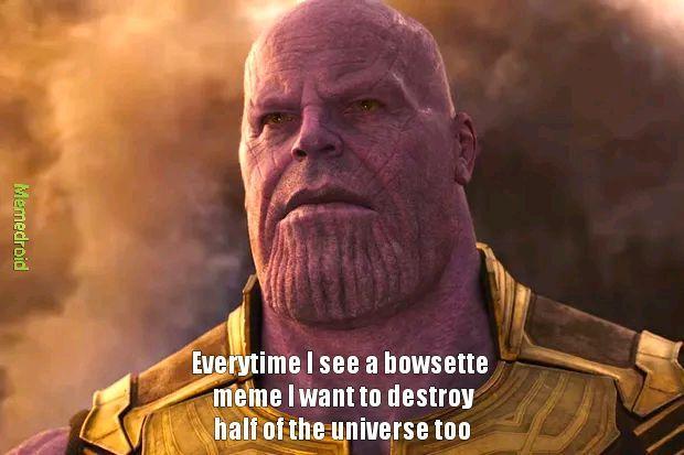 Hate bowsette - meme